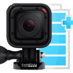 GoPro Hero Session e Batteria