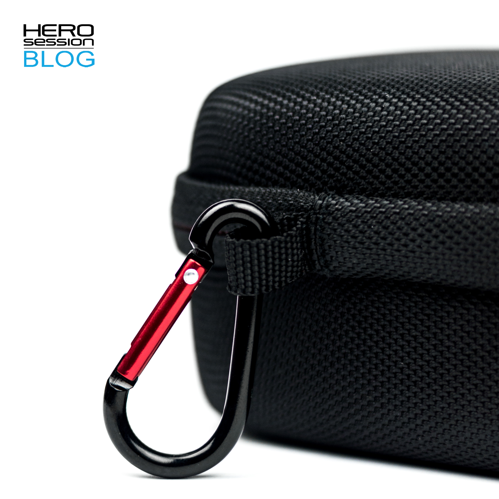 Moschettone Smatree Smacase GS75 Case GoPro Hero 4 Session Review Recensione