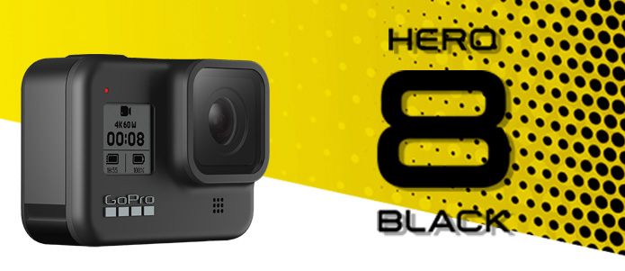Banner di acquisto GoPro HERO8 Black
